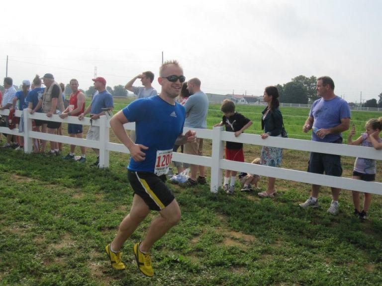Amish Half Marathon