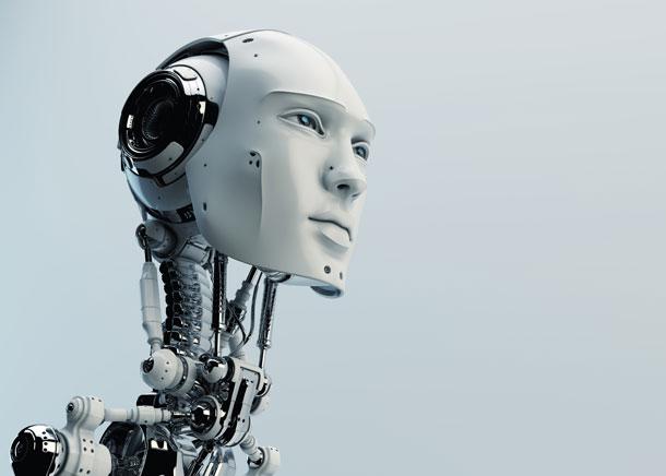 Machine, Robot, Manbot
