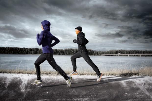 Cold Running, Running Tips, Snow Run
