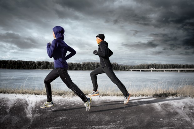Cold Running, Running Tips, Snow Run
