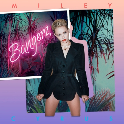 miley cyrus bangerz album cover