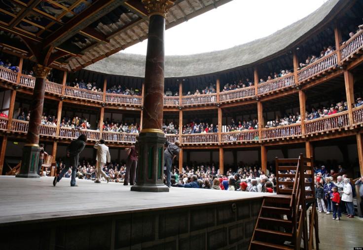 The Shakespeare Globe Theatre in London