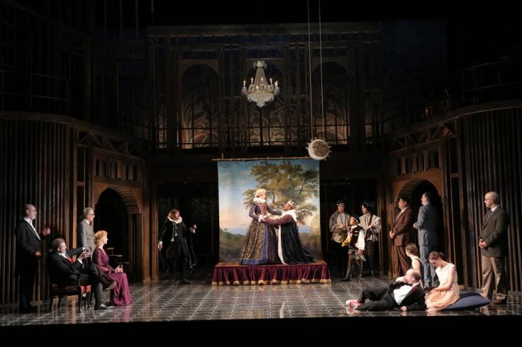 Hamlet Yale Rep - University Theatre
