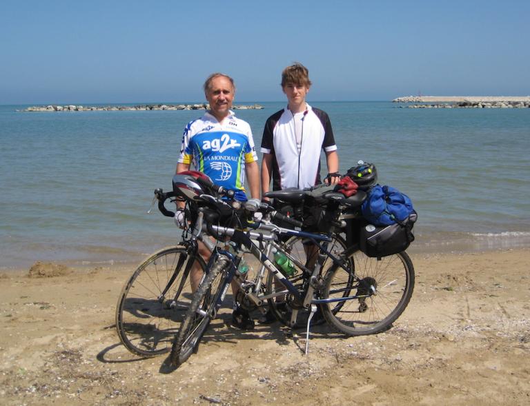 Calvin and Lucas Bike Ride.png